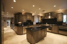 Recessed-Lights-in-Modern-Kitchen-77624397